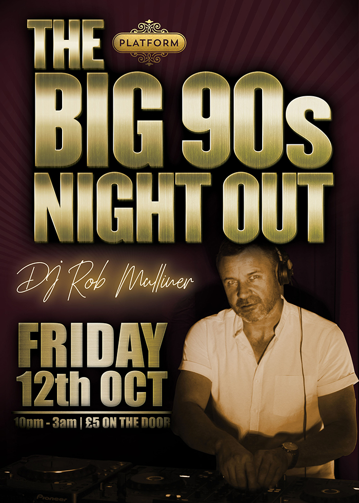 Big 90s Night Out!